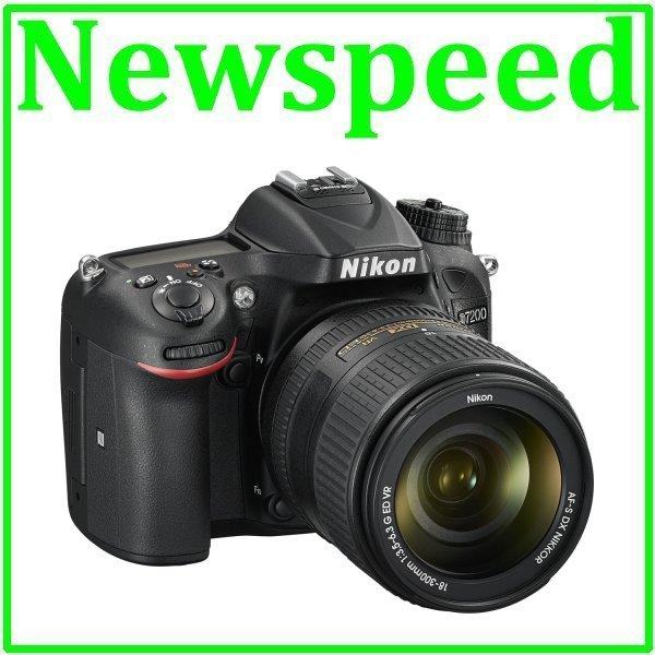 New Nikon D7200 18-300mm VR Lens DSLR Digital Camera +8GB+Bag