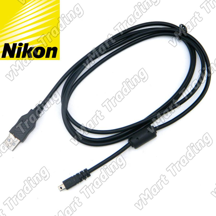 Nikon UC-E6 USB Data Transfer and Charging Cable