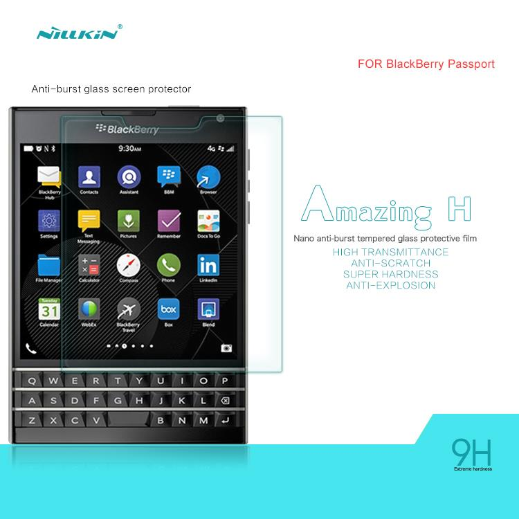 Nillkin BlackBerry Passport Amazing H Tempered Glass Screen Protector