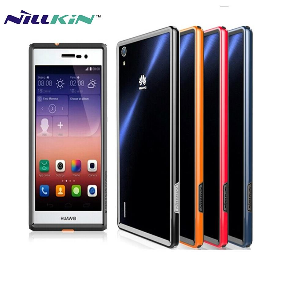 Nillkin Huawei Ascend P7 Honor 6 SLIM Border Bumper Case cover