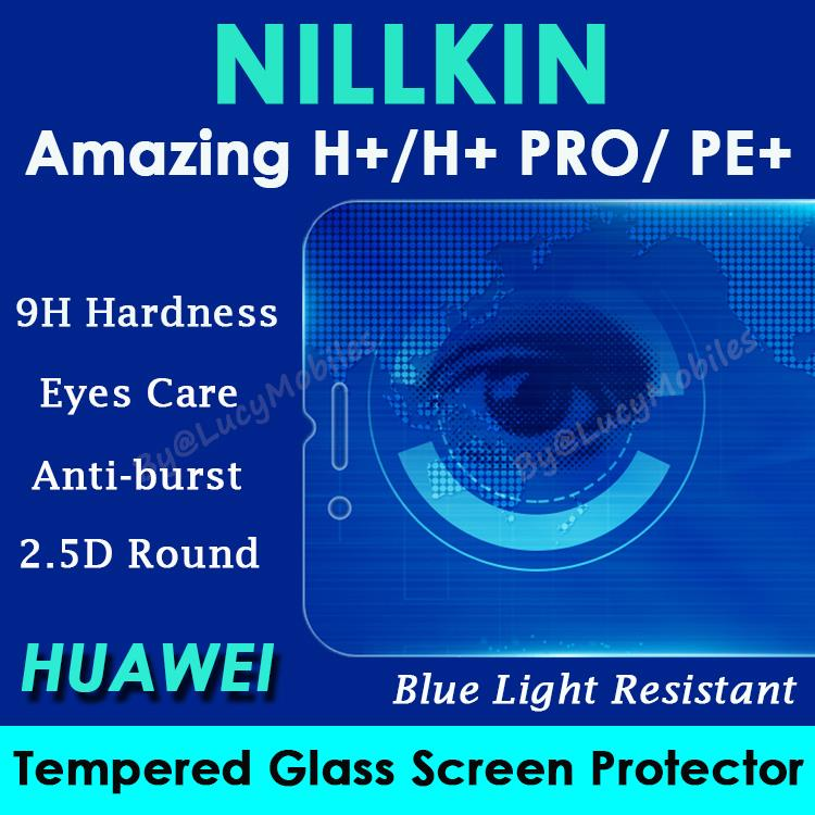 NILLKIN HUAWEI P10 Plus HonorNote 8 P8 P9 Ascend Mate 9 Tempered Glass