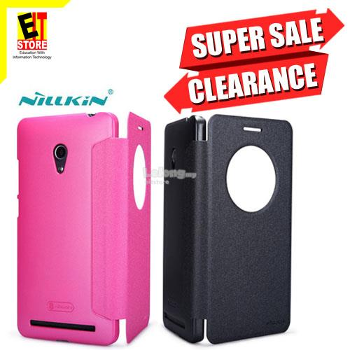 NILLKIN LEATHER CASE FOR ASUS ZENFONE 6