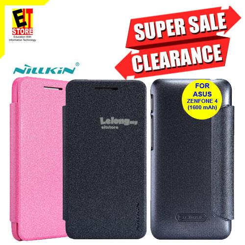 NILLKIN SPARKLE LEATHER CASE FOR ASUS ZENFONE 4 (1600mAh)