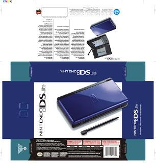 NINTENDO DS LITE (FULL SET)