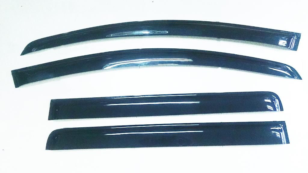 "Nissan Grand Livina 2006-2016 3"" Door Visor"