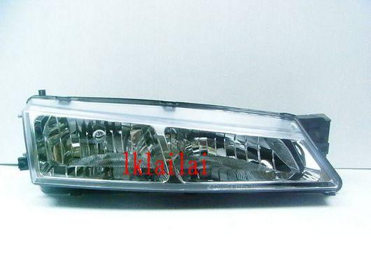 NISSAN SILVIA S14 CRYSTAL HEAD LAMP [Chrome]
