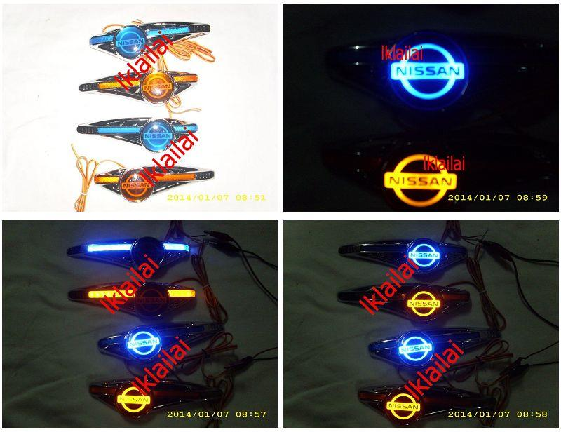 NISSAN Universal Fender / Side / Signal LED Lamp 2-Function