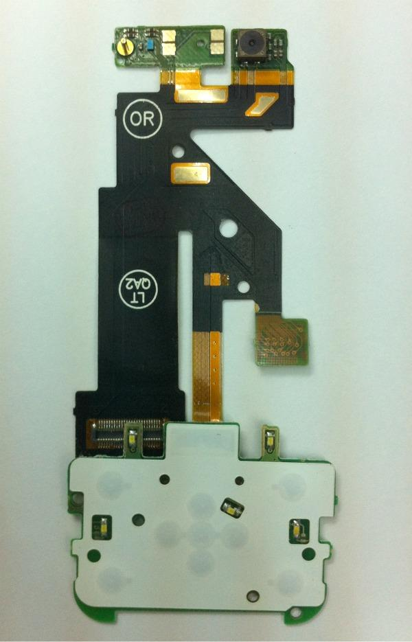 Nokia 5610 Lcd Flex Cable Ribbon Sparepart