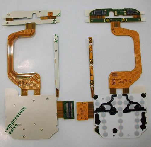 Nokia 5730 Lcd Volume Keyboard Keypad Ribbon Flex Cable Repair Service