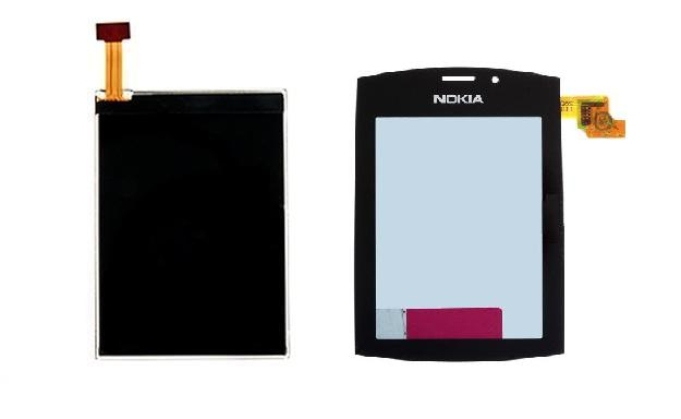 Nokia Asha 303 LCD Display / Digitizer Touch Screen Repair Service