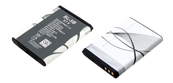NOKIA BL-5B Battery normal grade