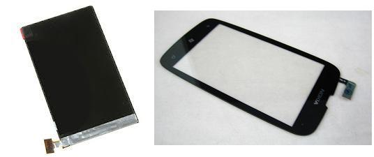 Nokia Lumia 610 Display Lcd / Digitizer Touch Screen Lumia610