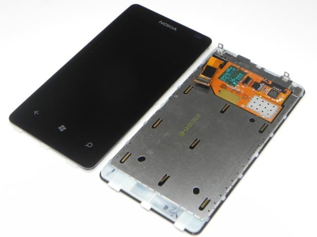 Nokia Lumia 800 Display Lcd & Digitizer Touch Screen Lumia800