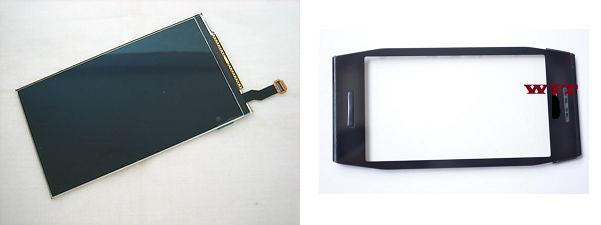 Nokia X7 X7-00 Display Lcd / Glass Digitizer Touch Screen Repair
