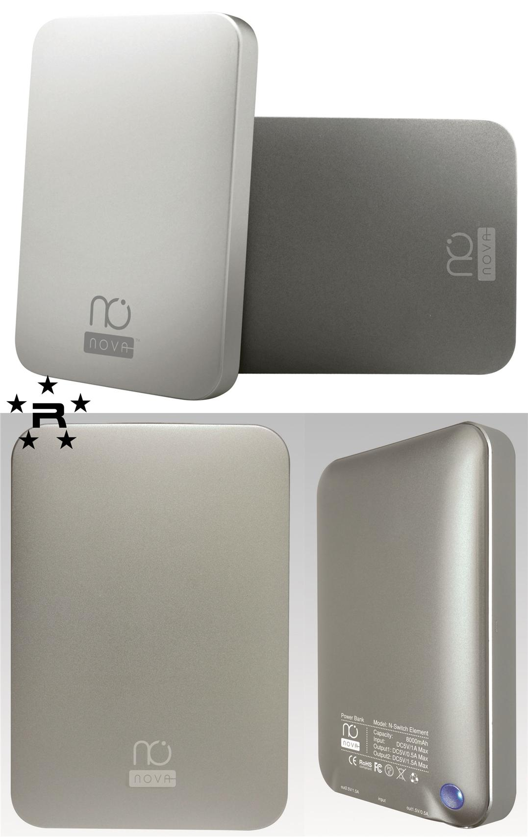Nova N + Switch Element 8000 mAh Original Power Bank - rmtlee