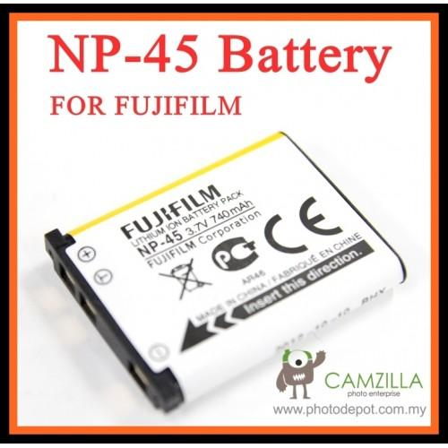 NP-45A NP-45 Rechargeable Lithium-Ion Battery For Fujifilm (700mAh)