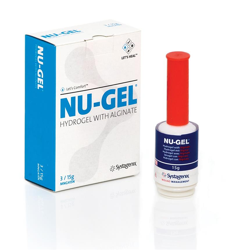 Nu-Gel (15g) (For Wound)