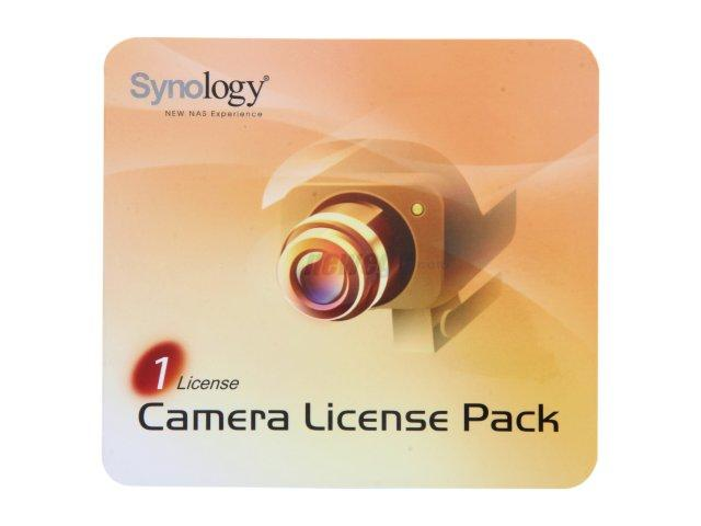 NW. SYNOLOGY SOFTWARE IP CAMERA SINGLE LICENSE PACK