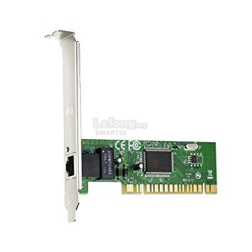 NW. TENDA PCI ETHERNET NETWORK ADAPTER CARD STD NIC L8139D