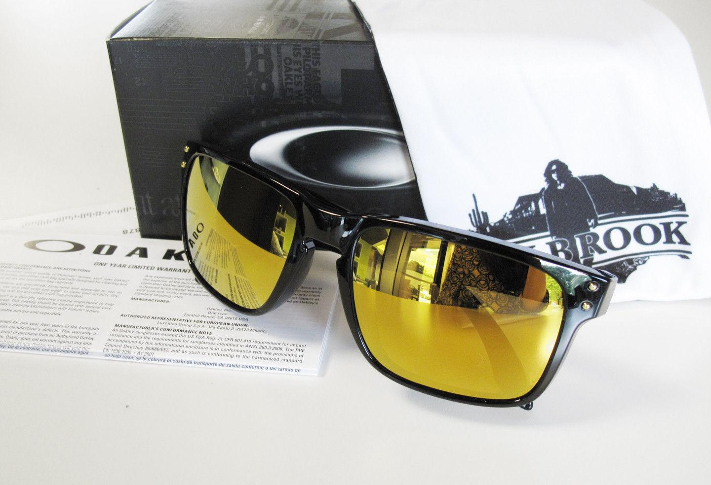 3bd68f60c9a Oakley Holbrook Shaun White Gold Series Oo9102 42 « Heritage Malta