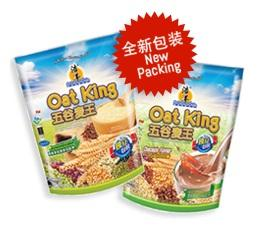 Oat King (500g) Chocolate Flavour (Twin Pack Promotion)