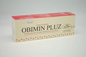 Obimin Pluz (6x5's) (For Pregnant Mothers)
