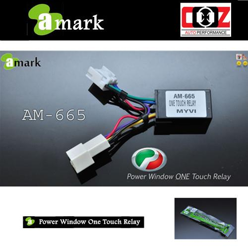OEM WINDOW ONE TOUCH RELAY TOYOTA AVANZA