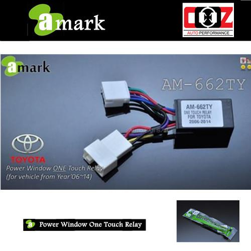 OEM WINDOW ONE TOUCH RELAY TOYOTA CAMRY 2.0CC 2007-2011