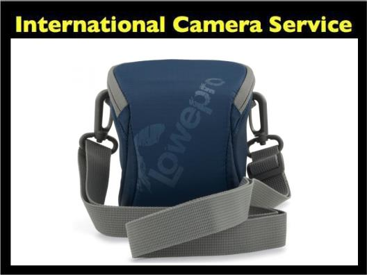 OFFER !!! Lowepro Dashpoint 30 Camera Pouch for EOS M10, Gopro  -Galax