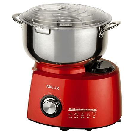 [Best Offer!!] Milux Multi-Functional Food Processor MFM-3610
