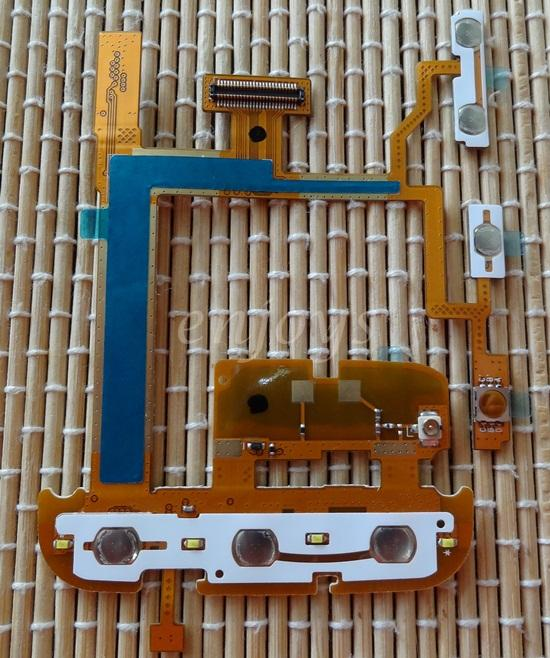 OFFER: ORIGINAL Keypad Switch Button Flex Cable Ribbon for LG GT505