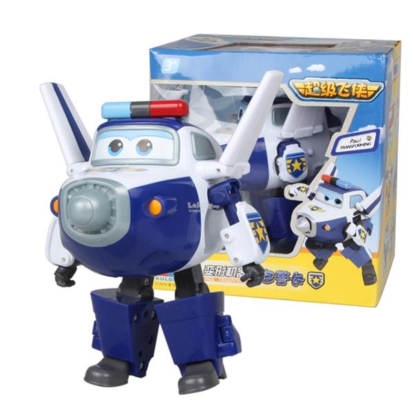 OFFER.!!! SUPER WINGS PAUL. Original Auldey Product. BIGSIZE 15CM.