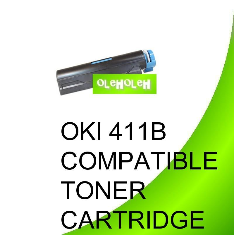 OKI 411B Compatible Toner Cartridge For OKI B411 431 MB461