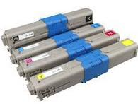 OKI C310dn C330dn C361dn C510dn C530dn MC561 Toner Cartridge CMYK 1set