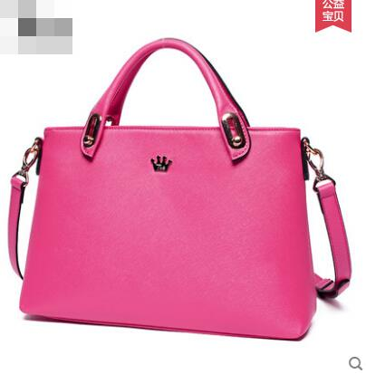 OL handbags candy color handbag Messenger bag