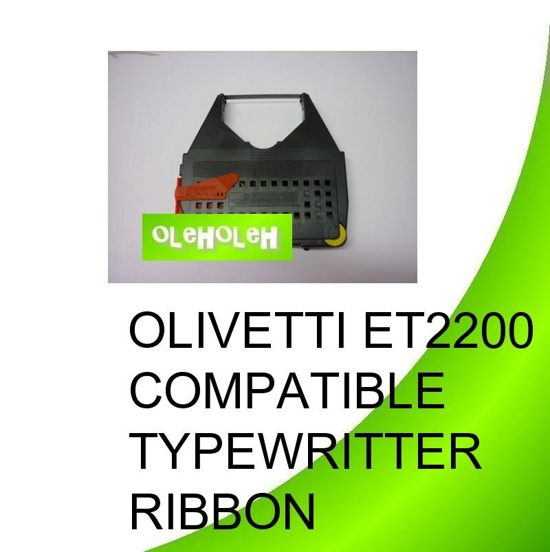 OLIVETTI ET2200 Compatible Typewriter Ribbon
