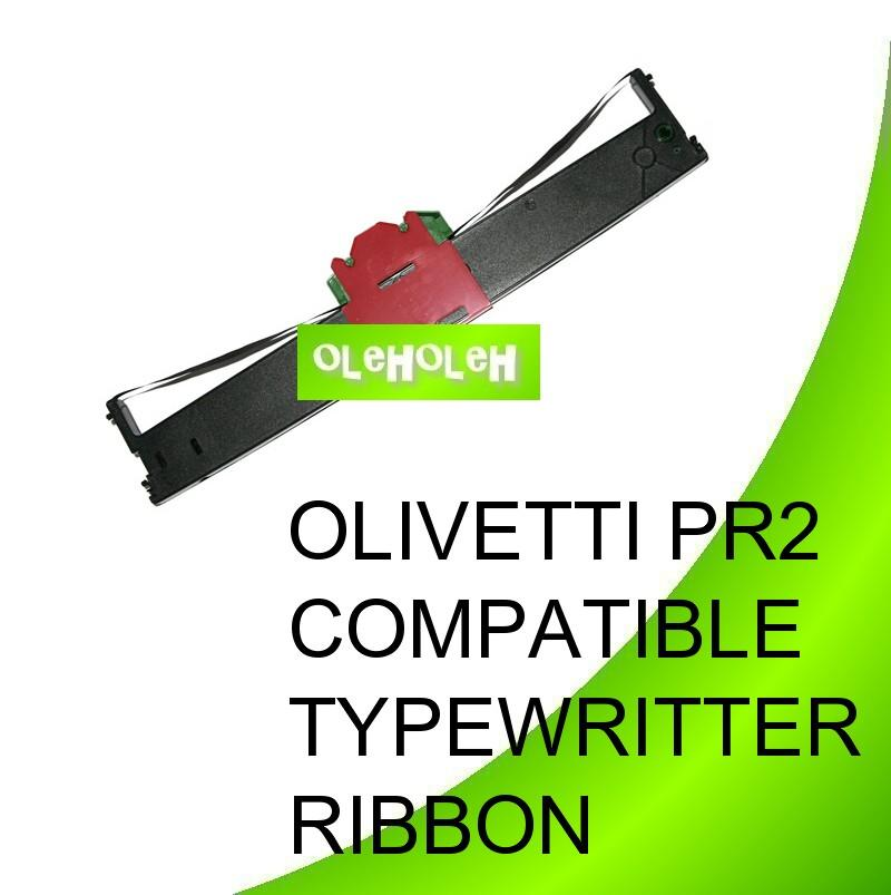 OLIVETTI PR2 Compatible Typewriter Ribbon