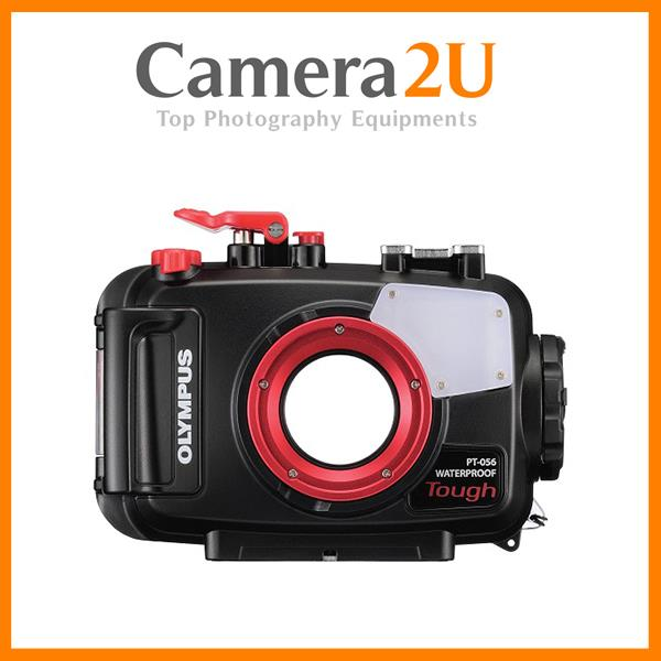 Olympus PT-056 Underwater Case for Tough TG-3 TG3 TG-4 TG4