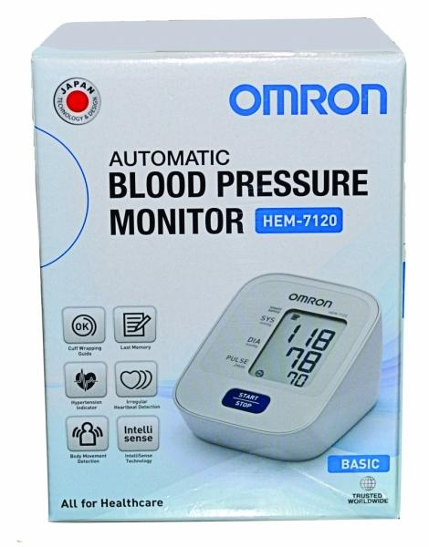 Omron HEM 7120 Blood Pressure Monitor