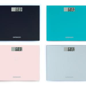 Omron Personal Digital Weighing Scale HN-289 BLACK