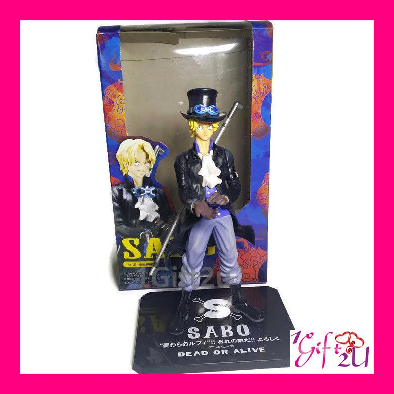 One Piece New World Sabo Zero Series Collectible Action Figure