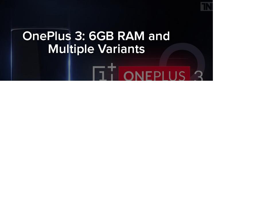 ONE PLUS ONE PLUS 3 1+3 6GB RAM 64GB