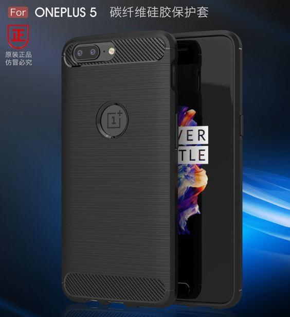ONE PLUS THREE 3 3T A3000 Five 5 Durable Full Protection TPU Case