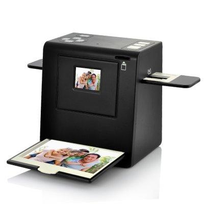 All-In-One Scanner - Film, Photos/Business Cards, 5MP, 2.4 LCD, TV Out