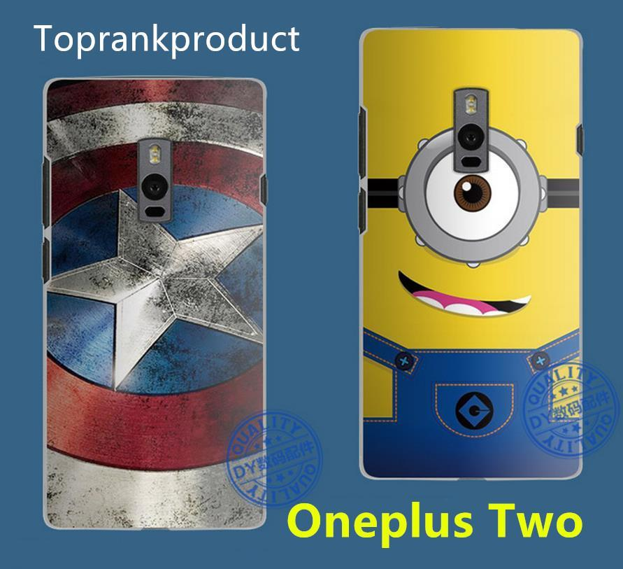 OnePlus One Plus Two 1+2 3D Relief Back Case Cover Casing + Free Gift