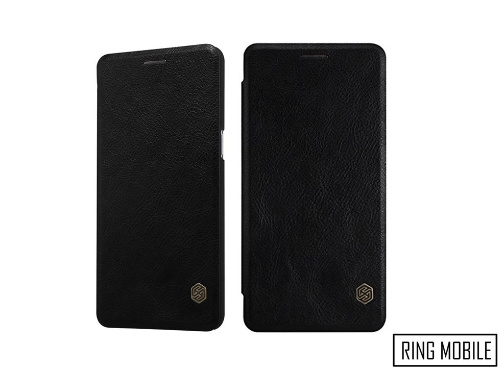 OnePlus Three / OnePlus 3 A3000 Nillkin Qin series Leather Case