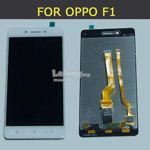 Oppo F1 (White) Digitizer Touch Screen