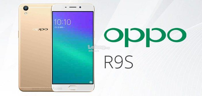 NEW OPPO R9s GOLD COLOUR