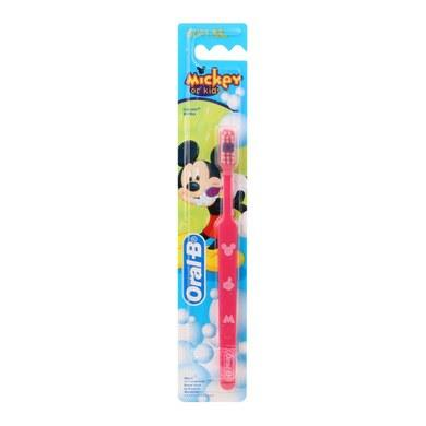 Oral B Kids Toothbrush 20 Soft Mickey