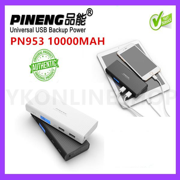 [ORI] 100% Original Pineng PN953 PowerBank PN-951 10000mah Power Bank